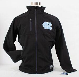 NCAA North Carolina Tar Heels Crossfit Mens Softshell Jacket Officially Licensed