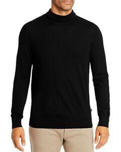 Michael Kors Merino Turtleneck Black Men's Sweater L