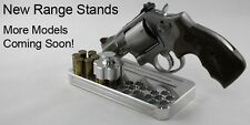 "6X-44MAG Range Stand, 6-shot .44 Mag, solid 3/4"" thick aircraft aluminum6"