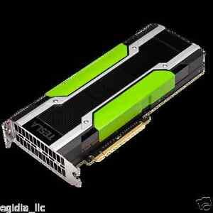 Nvidia Tesla M60 16GB Server GPU Accelerator Processing Card HP 803273-001