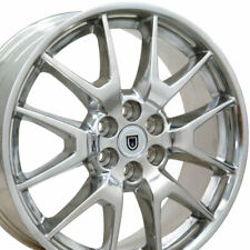 20 Rim Fits 6 Lug 13 2016 Cadillac Srx Style Polished 4709 20x8 Skb Wheel Set