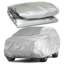 WaterProof Full Car Cover For SUV Van Truck In Outdoor Dust UV Ray Snow Rain A