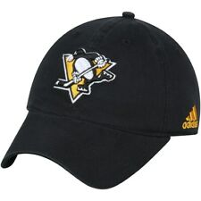 Pittsburgh Penguins NHL Adidas Hat relaxed fit adjustable one size fits all