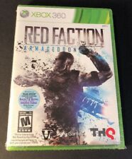 Red Faction Armageddon (XBOX 360) NEW