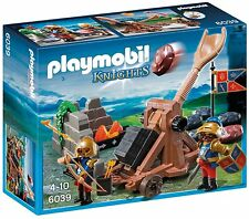 Playmobil Royal Lion Knights' Catapult 6039