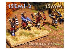 Baueda - Emishi heavy archers (8 foot) - 15mm