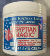 Egyptian Magic All Purpose Skin Cream 2.5 Fl Oz 75 Ml New Expiry Date 11/22