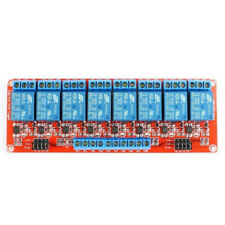 5/12/24V 4/8-Channel Relay Module with Optocoupler H/L Level Triger for Arduino