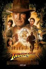 Indiana Jones Crystal Skull Movie Poster 24in x 36in