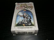 The Lord of the Rings Tarot deck & card game - no manual