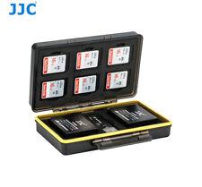 Jjc caso resistente al agua Tarjeta de memoria Pack de 6x CompactFlash.