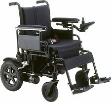 "Drive Folding Power Wheelchair Cirrus Plus EC, 16"" Wide Seat, 300 lb. Capacity"