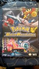 POKEMON BATTLE REVOLUTION GUIDA STRATEGICA WII NUOVA CON CELLOPHANE