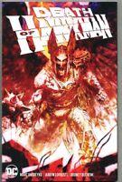 GN/TPB Hawkman Death Of Hawkman 2017 nm+ 9.6 DC 1st 164 pgs Adam Strange