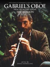 Gabriel's Oboe (oboe & piano/piano solo); Morricone, Ennio, FMW - HLE90004684