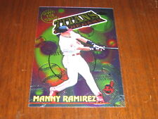 2000 Topps Chrome Own the Game Manny Ramirez. Card #OTG30