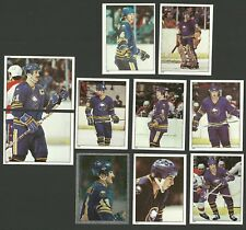 Buffalo Sabres 1983 OPC Hockey Stickers Team Set of 10 Gil Perreault