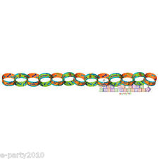 SCOOBY-DOO WHERE ARE YOU! CHAIN LINK GARLAND (13ft) ~ Birthday Party Supplies