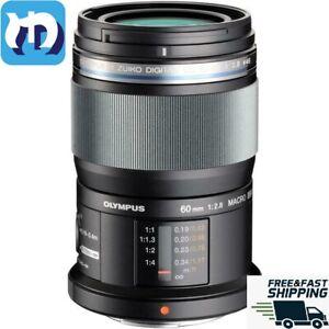 Brand New Olympus M . Zuiko ED 60mm f2.8 Macro/Close Up , Zoom Focal Length 60mm
