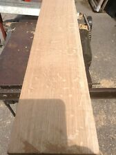 Planed Solid Oak Timber- ENGLISH OAK PLANK 800 x 150 x 60 (12)