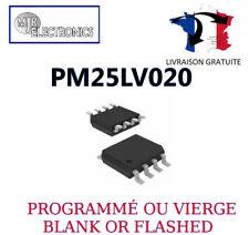 PM25LV020 8 Mbit Uniform Sector Serial Flash Memory SOP8