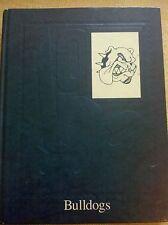 Vintage 1993 93 Ventura Buena Bulldogs High School Yearbook Year Book California