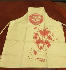 Loot Crate Fright Exclusive Texas Chainsaw Massacre Leatherface BBQ Apron
