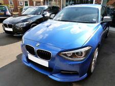 BMW SERIE 1 F20 F21 M-SPORT M-TECH RAJOUT DE PARE CHOC AVANT /JUPE AVANT