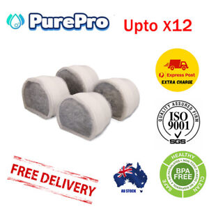 Charcoal Water Filters for Petsafe Drinkwell Pet Fountain PAC19-14088