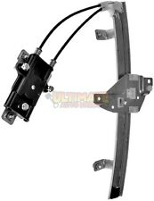 Rear Power Window Regulator Drivers LH No Motor for 97-05 Buick Century