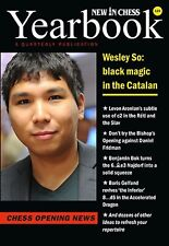 Yearbook 124: Chess Opening News. By The NIC Editorial team. Hardcover BOOK