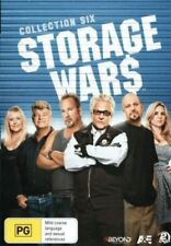 STORAGE WARS - COLLECTION SIX 6   - DVD - UK Compatible