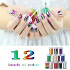 Stylish Fashion Nail Art Transfer Foil Nail Sticker Tip Decoration Easy DIY