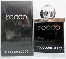 Uomo-Profumo ROCCOBAROCCO ROCCO BLACK LABEL MAN Eau De Toilette 100 ML OFFERTA