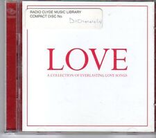 (FD890) Love - A Collection Of Everlasting Love Songs, 2Disc  - 2002 CD