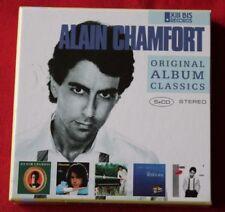 CD de musique rock coffret pour chanson française