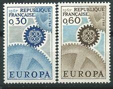 FRANCE EUROPE cept 1967 Sans Charnière MNH