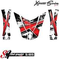 *NEW* CAN-AM SPYDER RT HOOD FENDERS WRAP DECAL STICKER GRAPHICS KIT SL6615