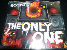 Scooter The Only One EU CD Single - New