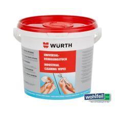 Würth Universal-Reinigungstuch; Art-Nr: 089090090 (3,09 €/Stck-Tuch)