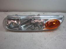 nn70639 Saturn SL1 SL2 Sedan 2000 2001 2002 LH Driver Side Headlight Lamp OEM