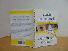 Celebrity Detox: The Fame Game by Rosie O'Donnell (2007, Hardcover) 1st/1st?