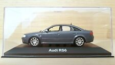 Audi RS6 C5 (2002) scala 1/43 Minichamps Promo Audi