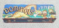 Glevum Games Vintage 1930s Set of Boxed Wooden Dominoes