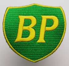 BP British Petroleum Sponsor Iron-On Embroidered Patch - MIX 'N' MATCH - #2H07