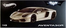 LAMBORGHINI AVENTADOR Batman Hot Wheels Elite Diecast Vehicle 1:43 Scale 2013