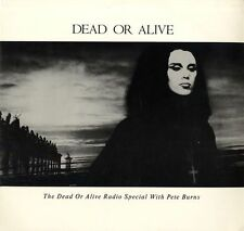 """Dead Or Alive Radio Special With Pete Burns"" [U.S Interview Promo LP]"