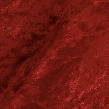Crushed Panne Velour Fabric by the Yard - Style 10002