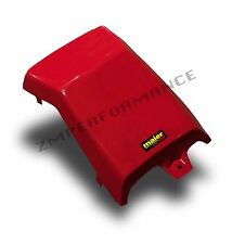 NEW HONDA TRX 350 4X4 86 - 89 RED PLASTIC AIR CLEANER COVER TRX350 PLASTICS