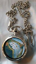Salvador dali Pocket Watch Melting clock